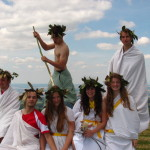 Grécki bohovia, s ktorými sme sa stretli na vrchu Olymp