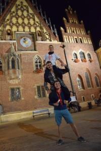 Večer vo Wroclawe
