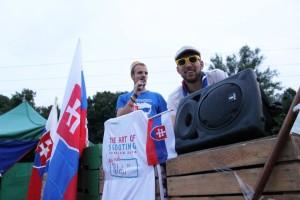 Slovenská párty