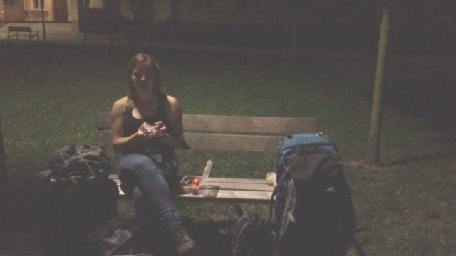 piknik v UH